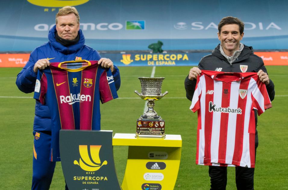Barcelona x Athletic Bilbao