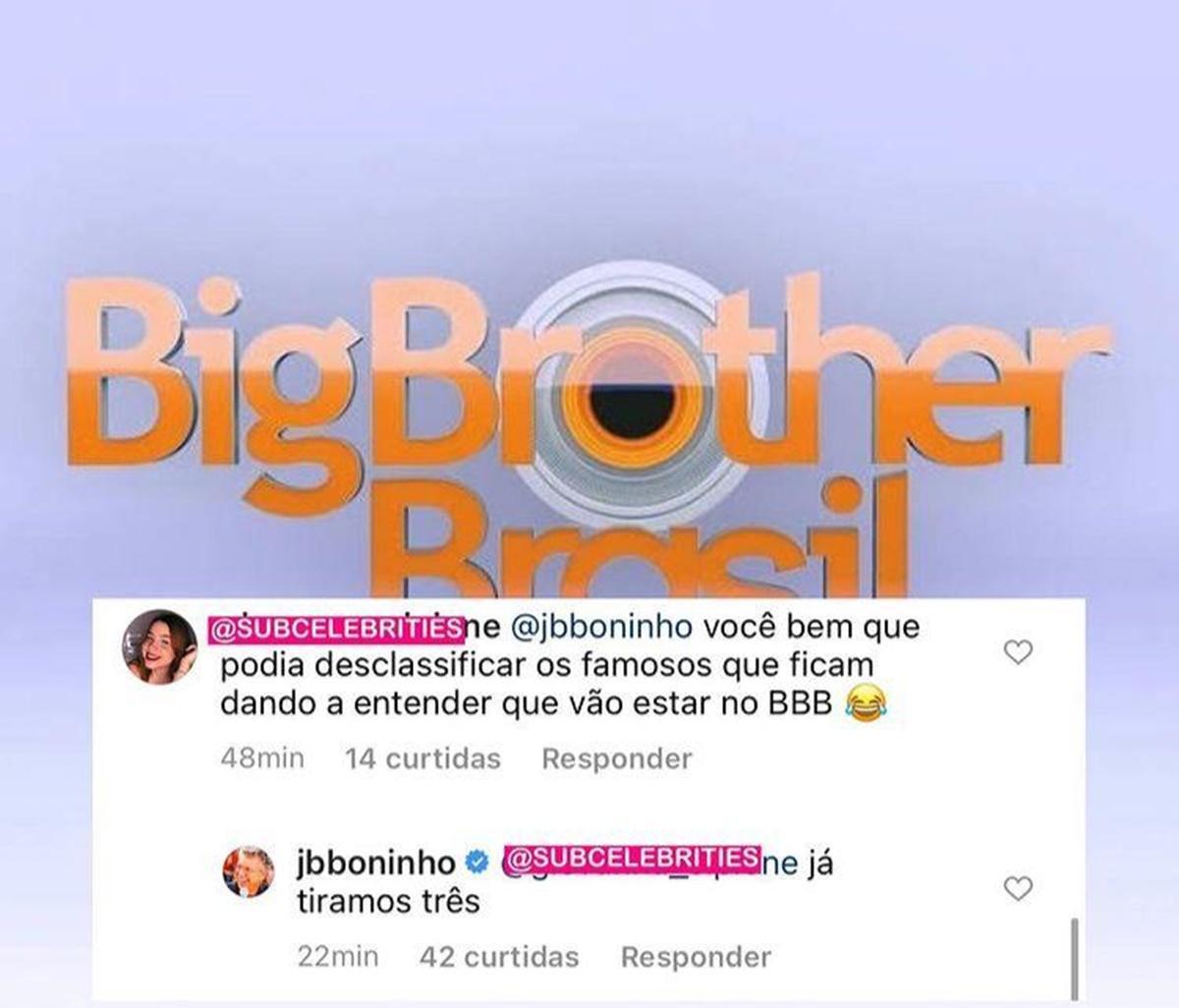 Boninho BBB 21