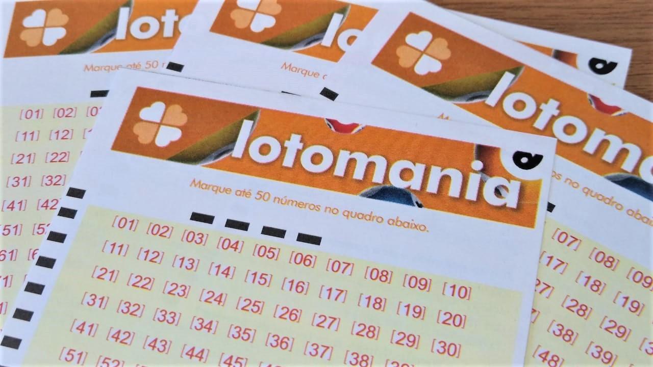 resultado da lotomania - A imagem mostra volantes da Lotomania 2146