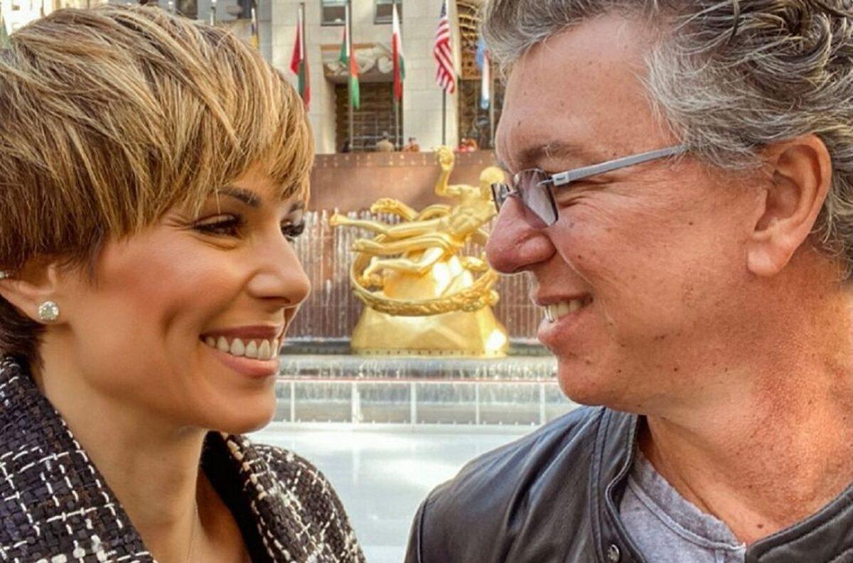 Imagem de Ana e Boninho