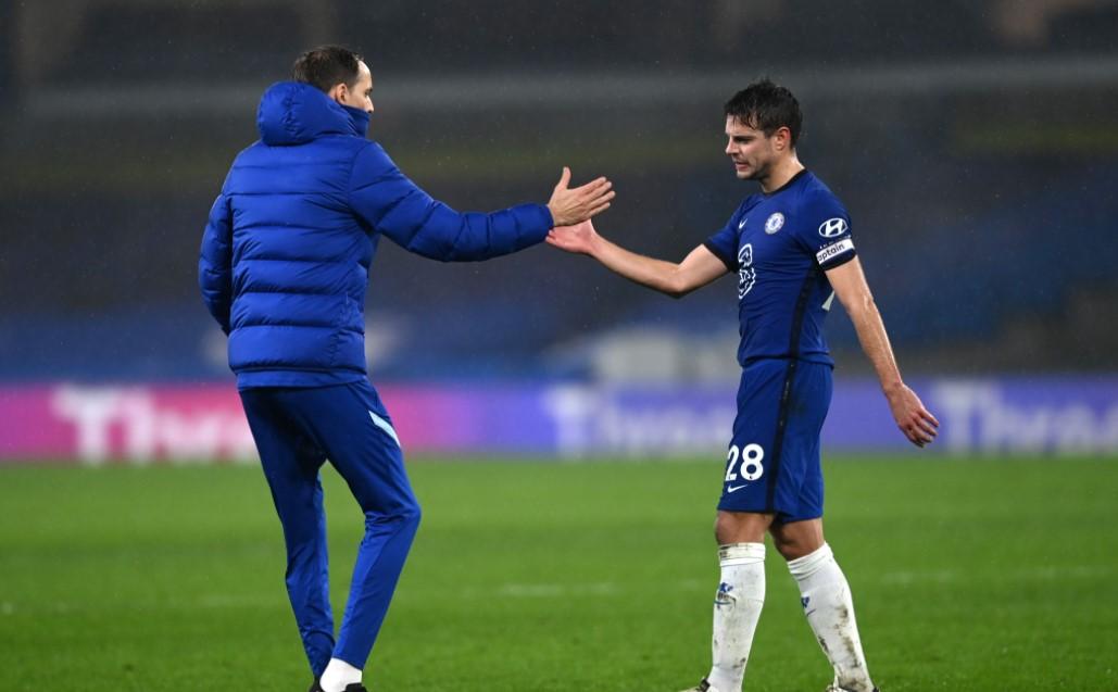 Chelsea x Burnley
