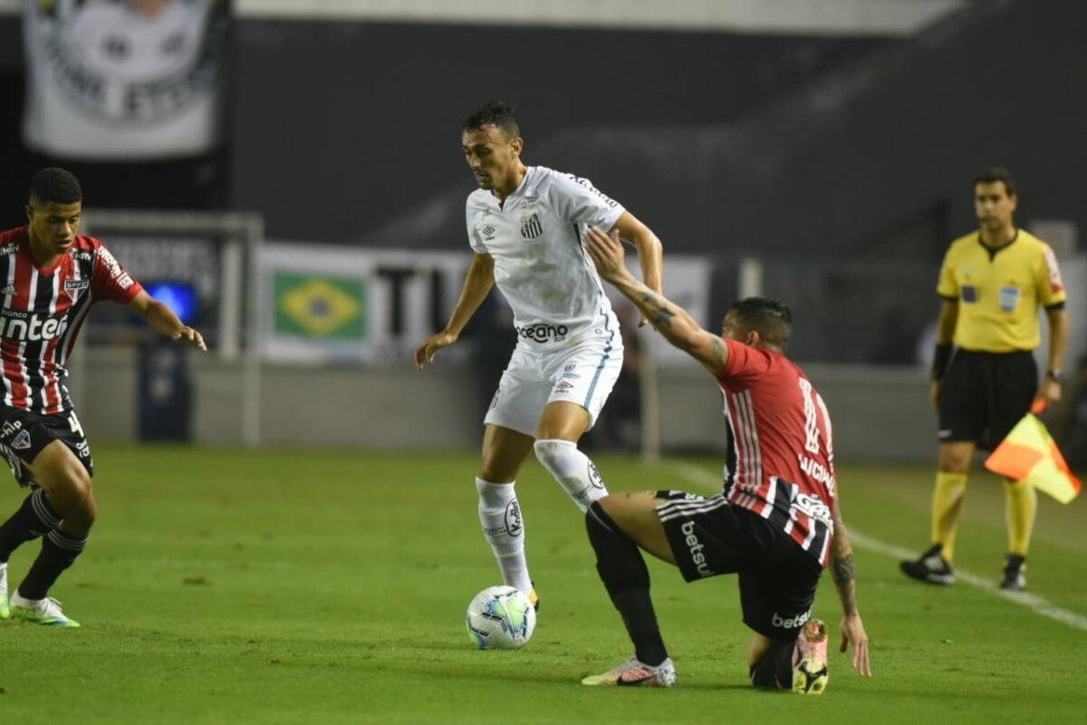 Confira onde assistir o clássico entre São Paulo x Santos