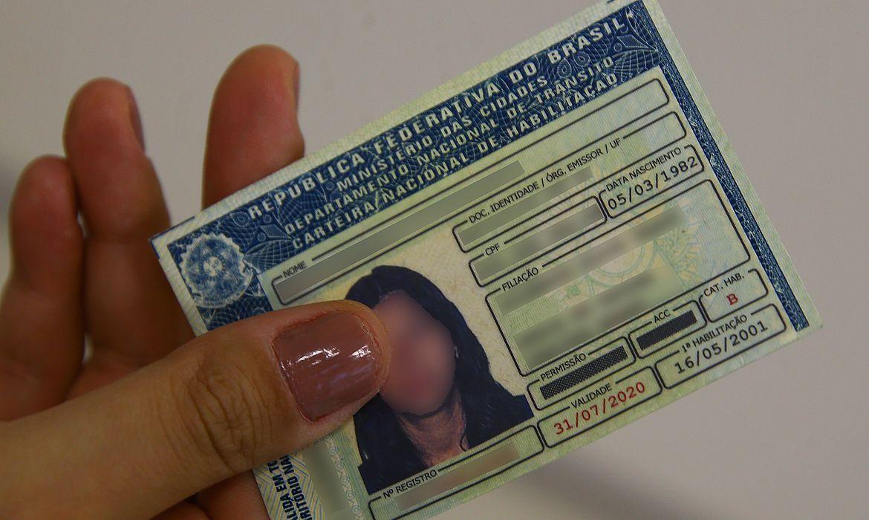 renovar carteira de habilitação CNH pela internet