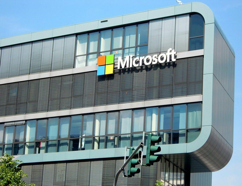 código-fonte da Microsoft