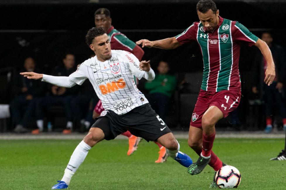 Saiba onde assistir Corinthians x Fluminense pelo Brasileirão