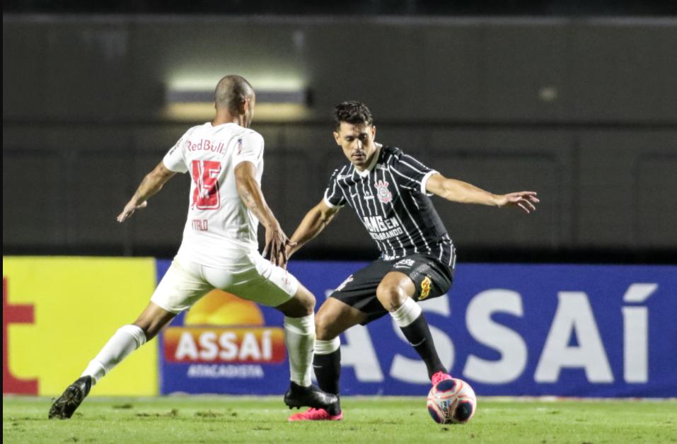 Confira onde assistir e escalações do jogo entre Corinthians e RB Bragantino