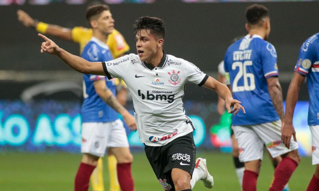 Confira onde assistir a partida entre Bahia e Corinthians