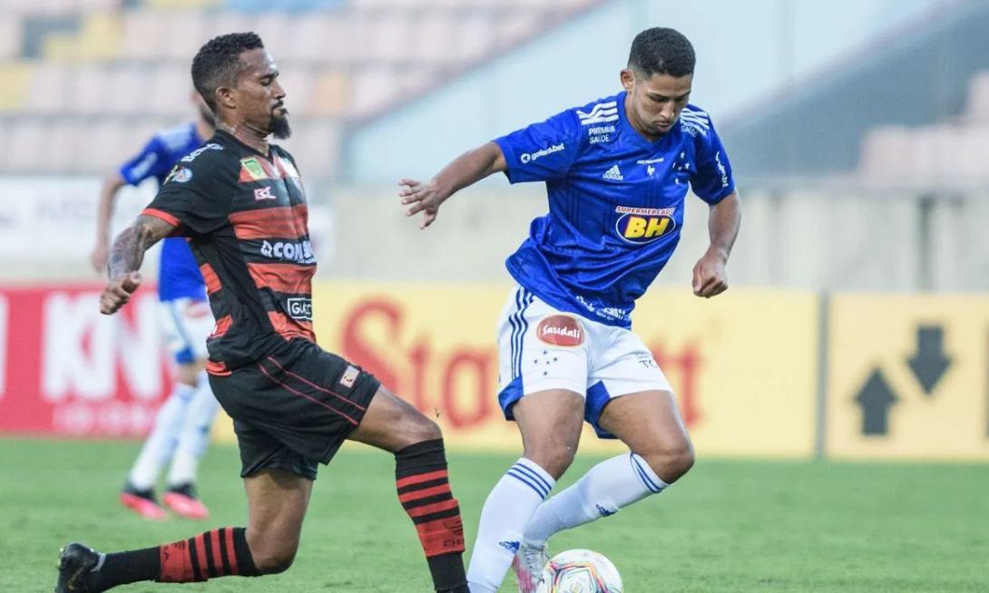 Saiba onde assistir o confronto entre Cruzeiro x Oeste pela Série B