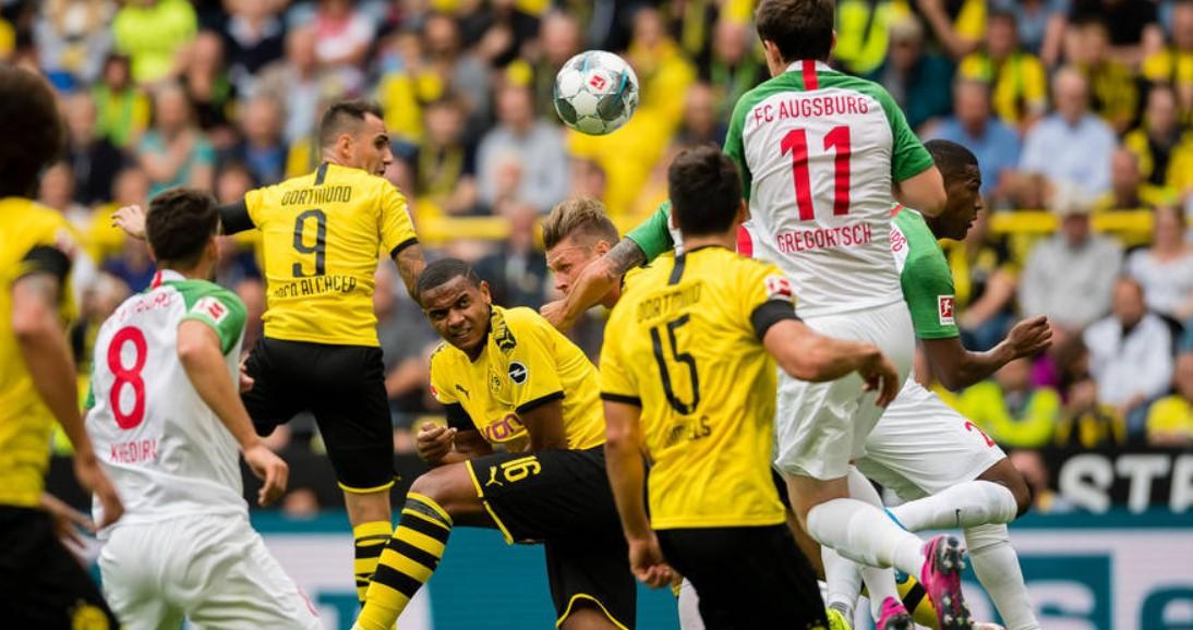 Dortmund Augsburg 2021