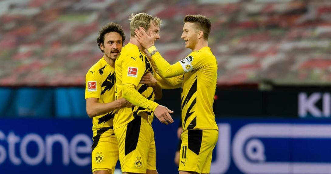 Mönchengladbach x Dortmund