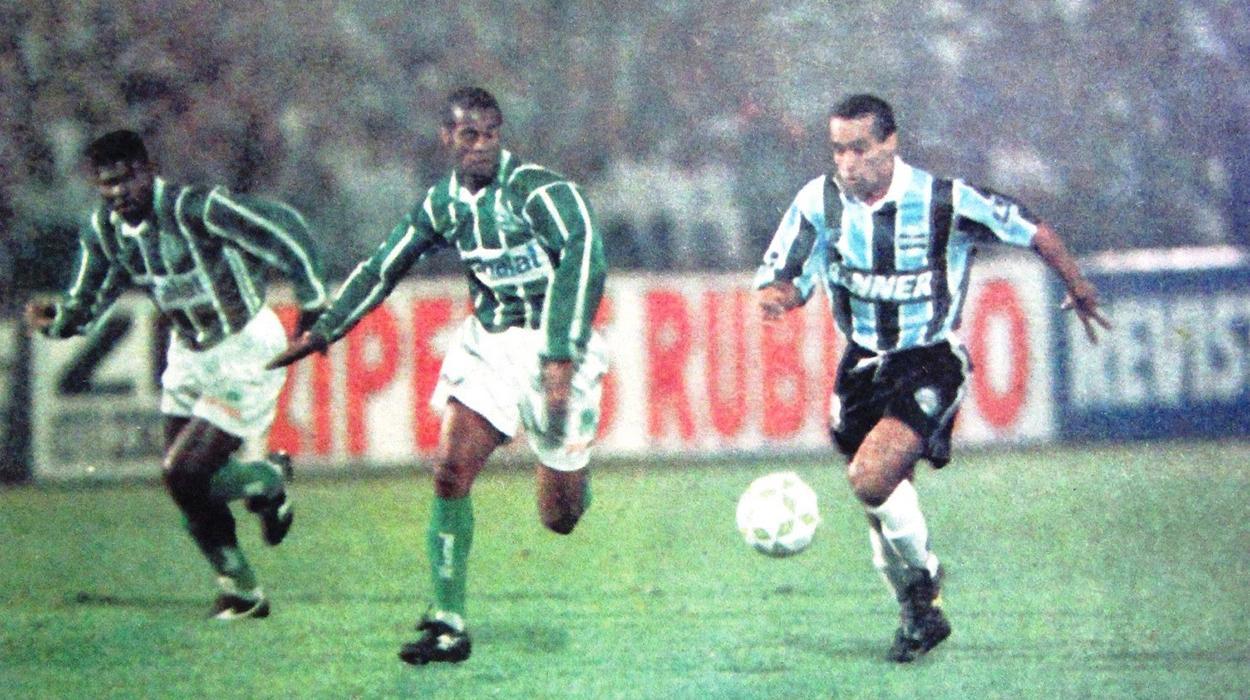 Palmeiras x Grêmio em 1995