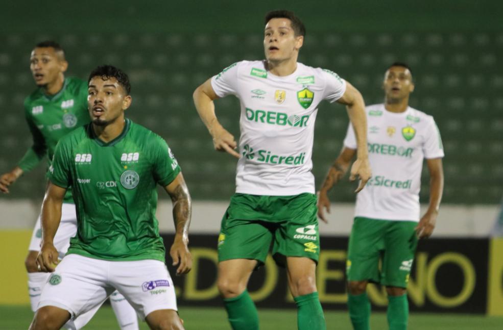 Confira onde assistir o confronto entre Cuiabá x Guarani pela Série B
