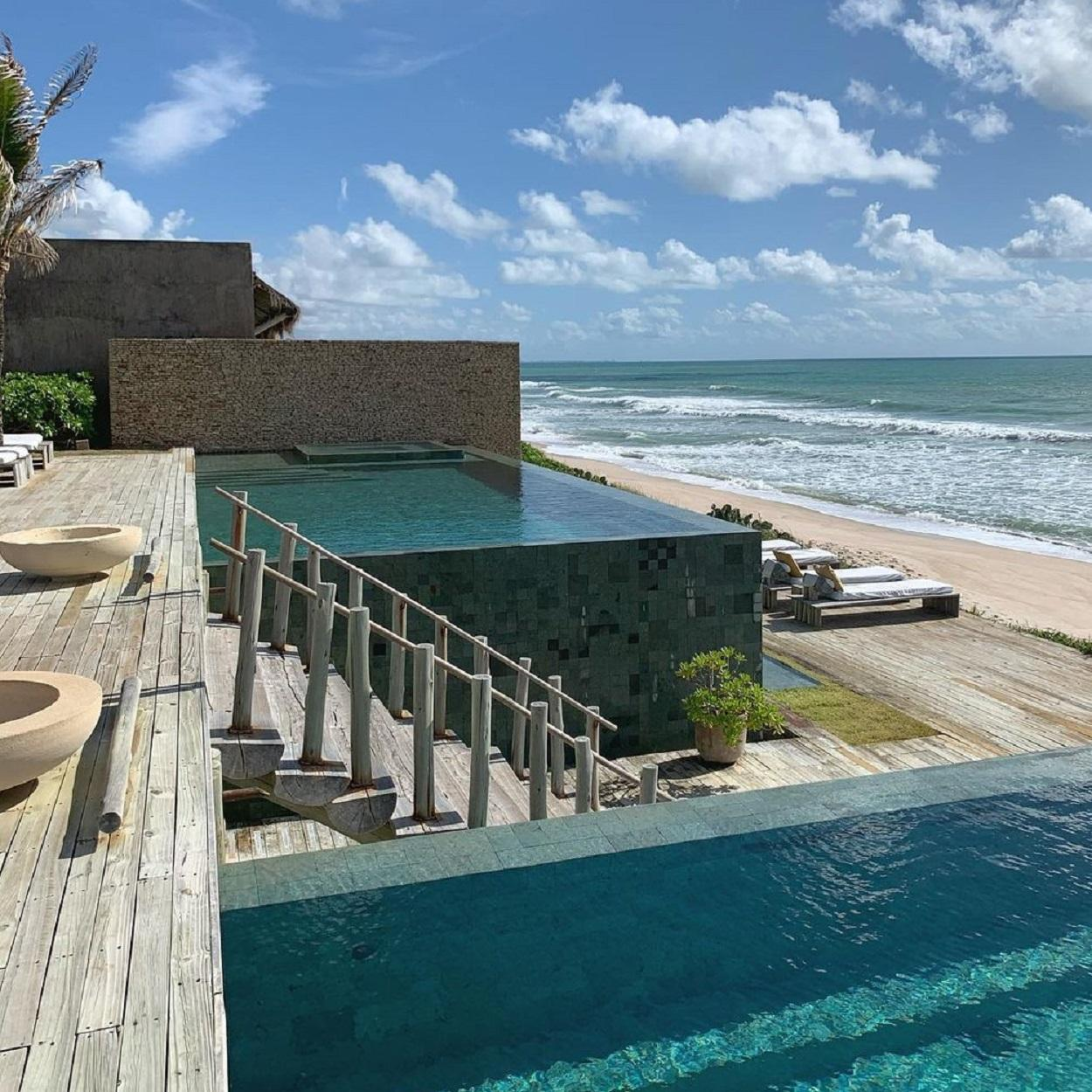 Kenoa Resort em Alagoas