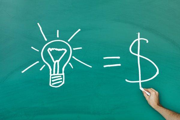 Imagem mostra símbolo de ideia em matéria sobre como abrir um negócio