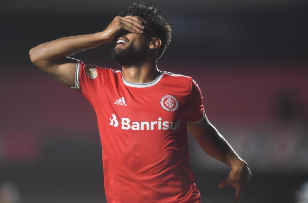 Inter goleia São Paulo, com três gols de Yuri Alberto