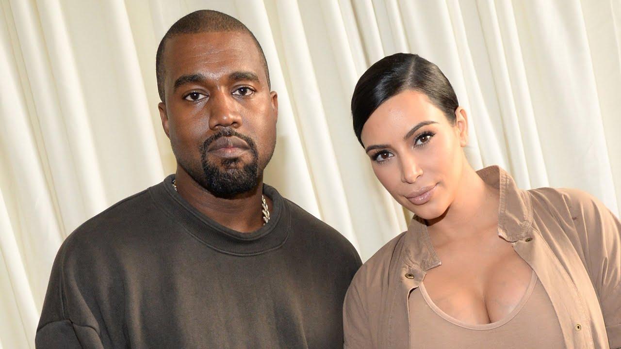Kim e Kanye casal