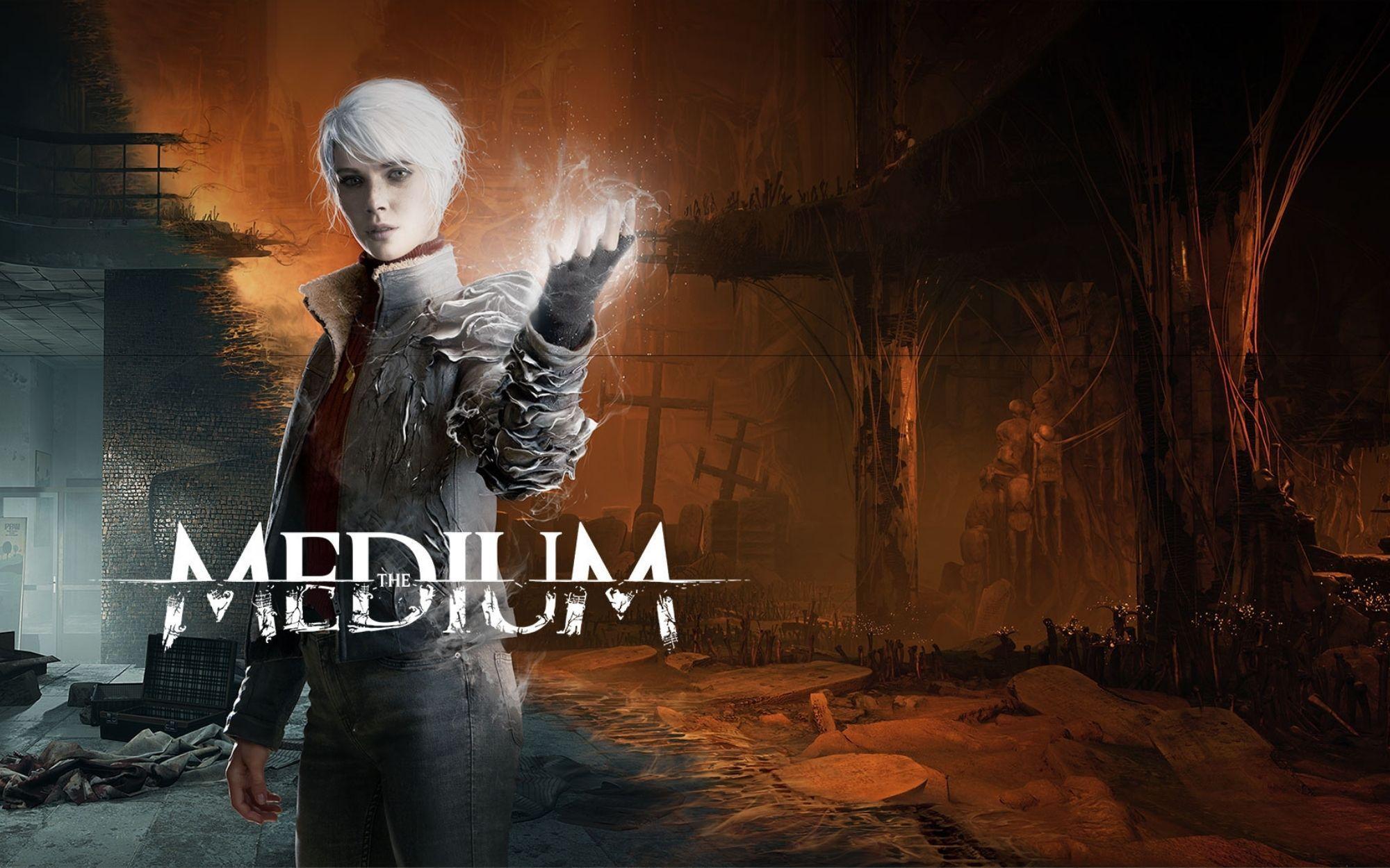 lançamentos de jogos 2021 The Medium