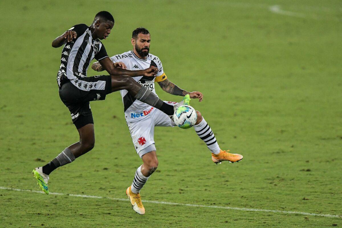 Confira onde assistir o clássico entre Vasco x Botafogo