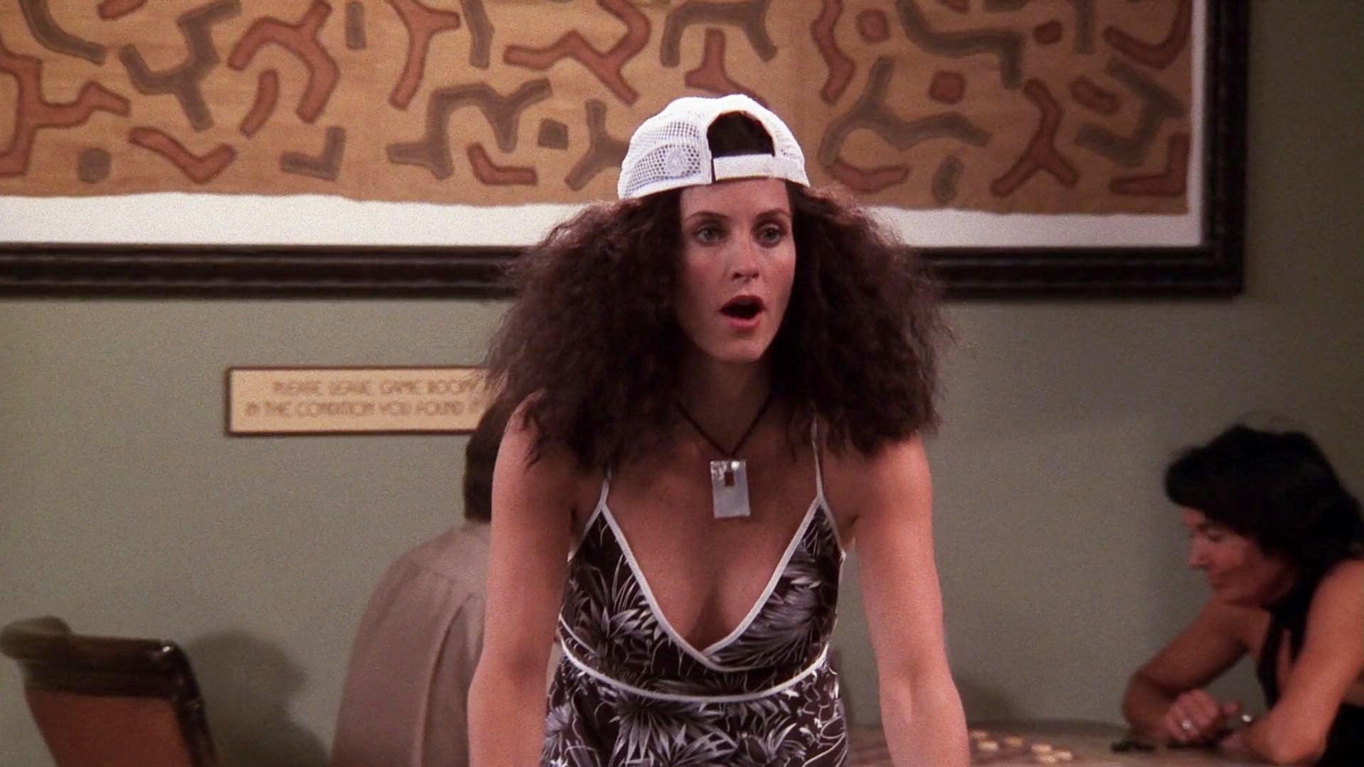Episódio cabelo monica