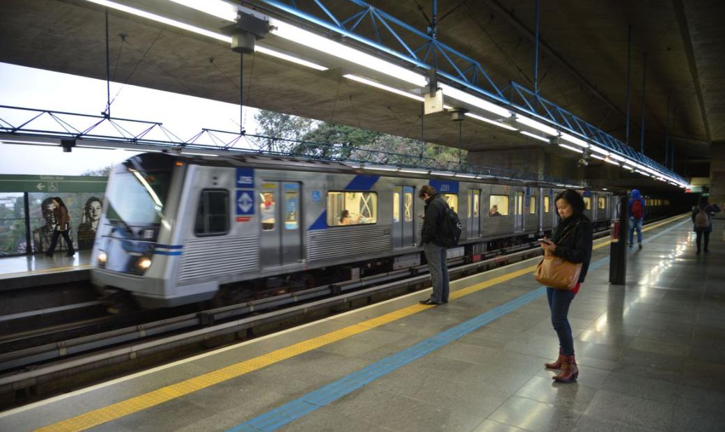 metrô São Paulo, uma das principais ferramentas do transporte