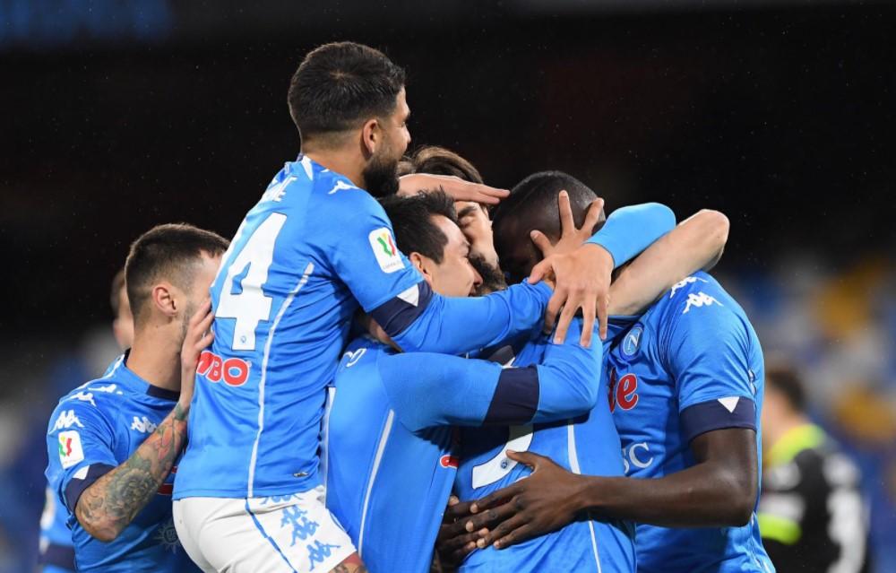 Napoli x Parma