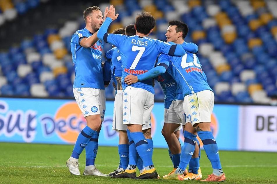 Napoli x Fiorentina