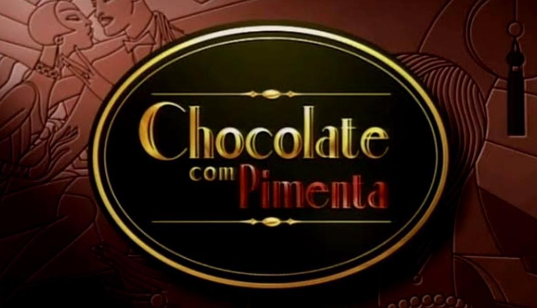 abertura de chocolate com pimenta