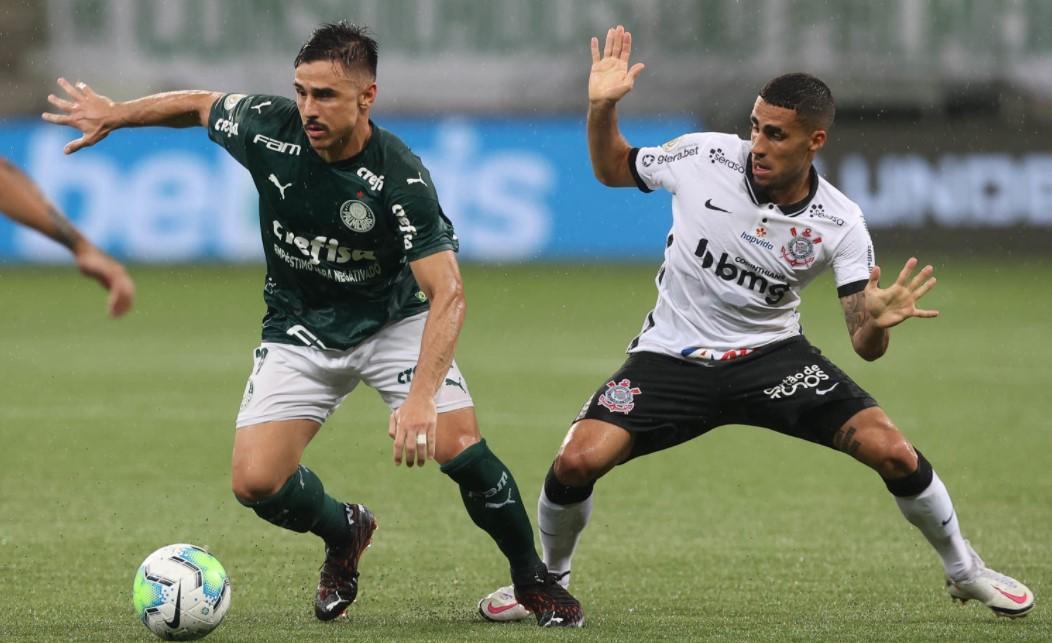 Corinthians Palmeiras: