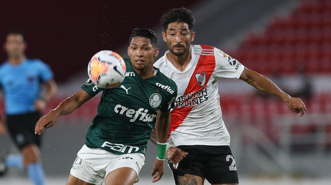 Palmeiras elimina o River e vai à final da Libertadores