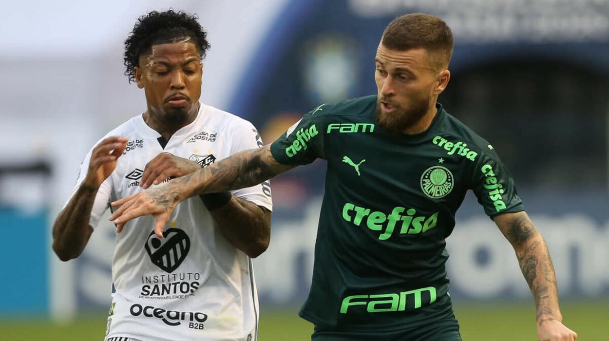 Palmeiras ou Santos podem estar no Mundial de Clubes