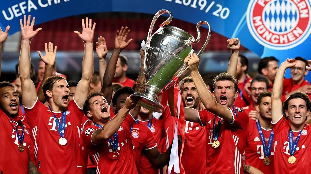 Bayern de Munique estará no Mundial de Clubes