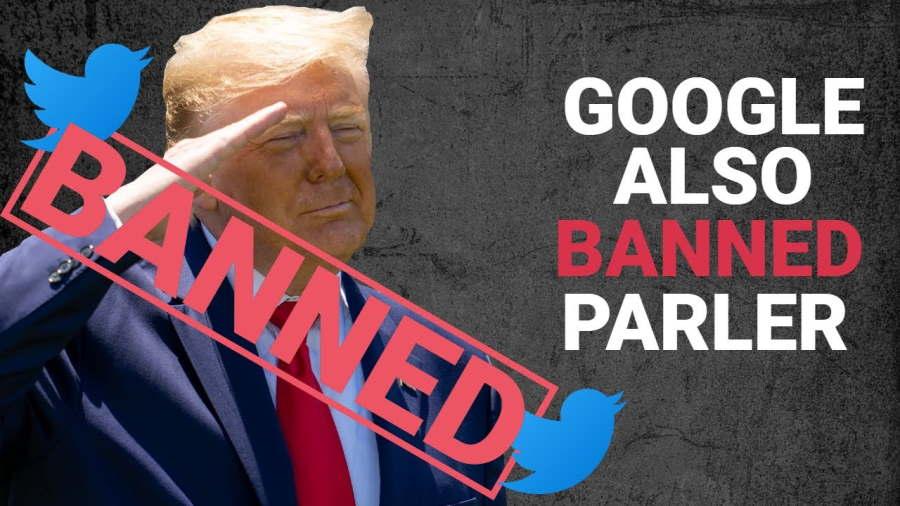 Trump, ex-presidente banido do Twitter