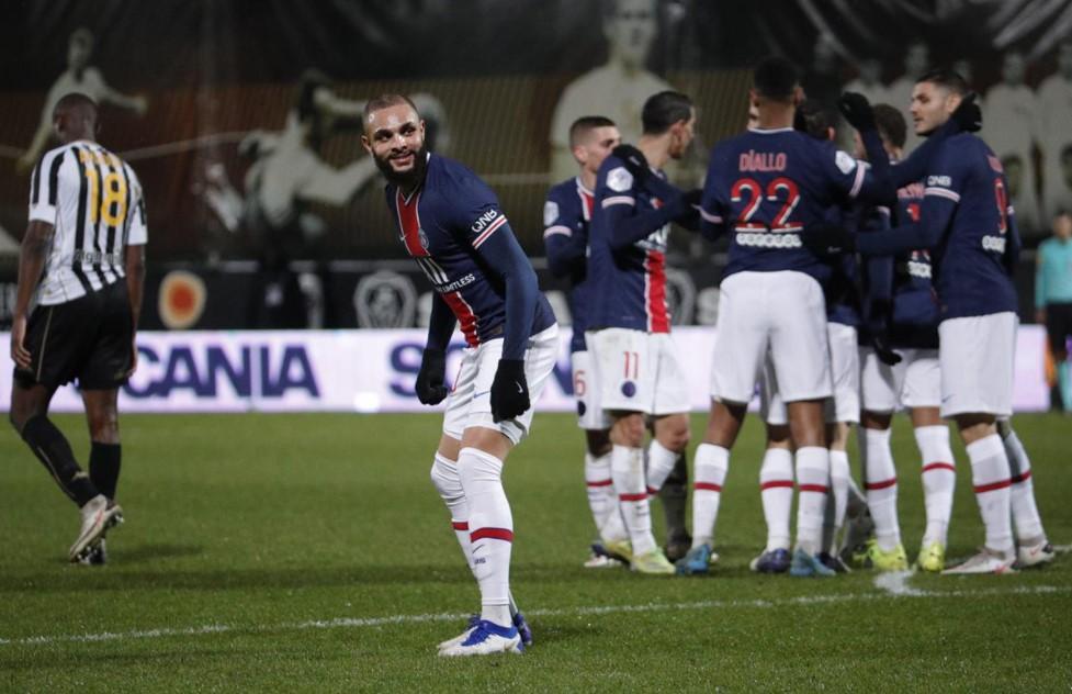PSG x Montpellier