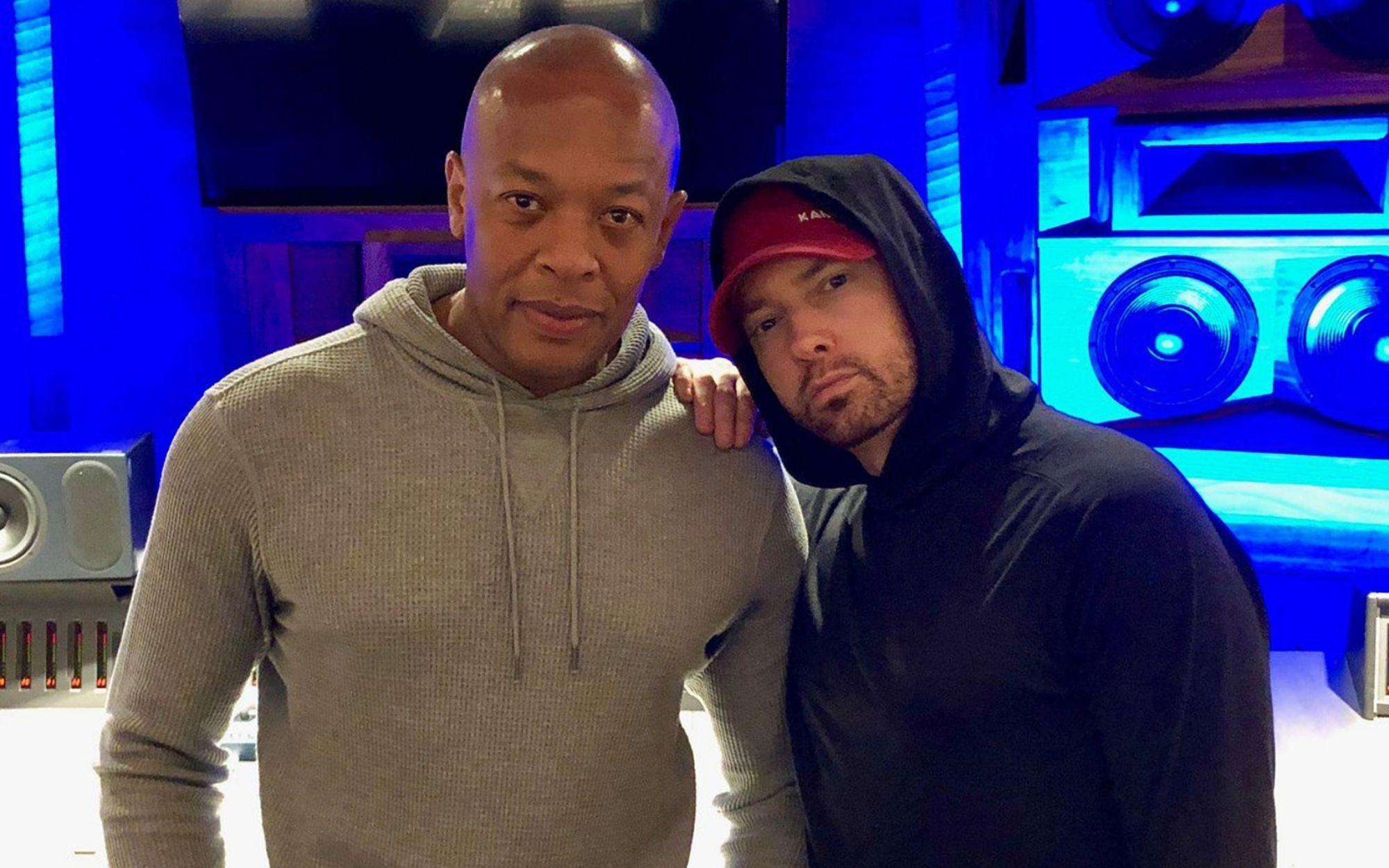 quem é dr. dre Eminem