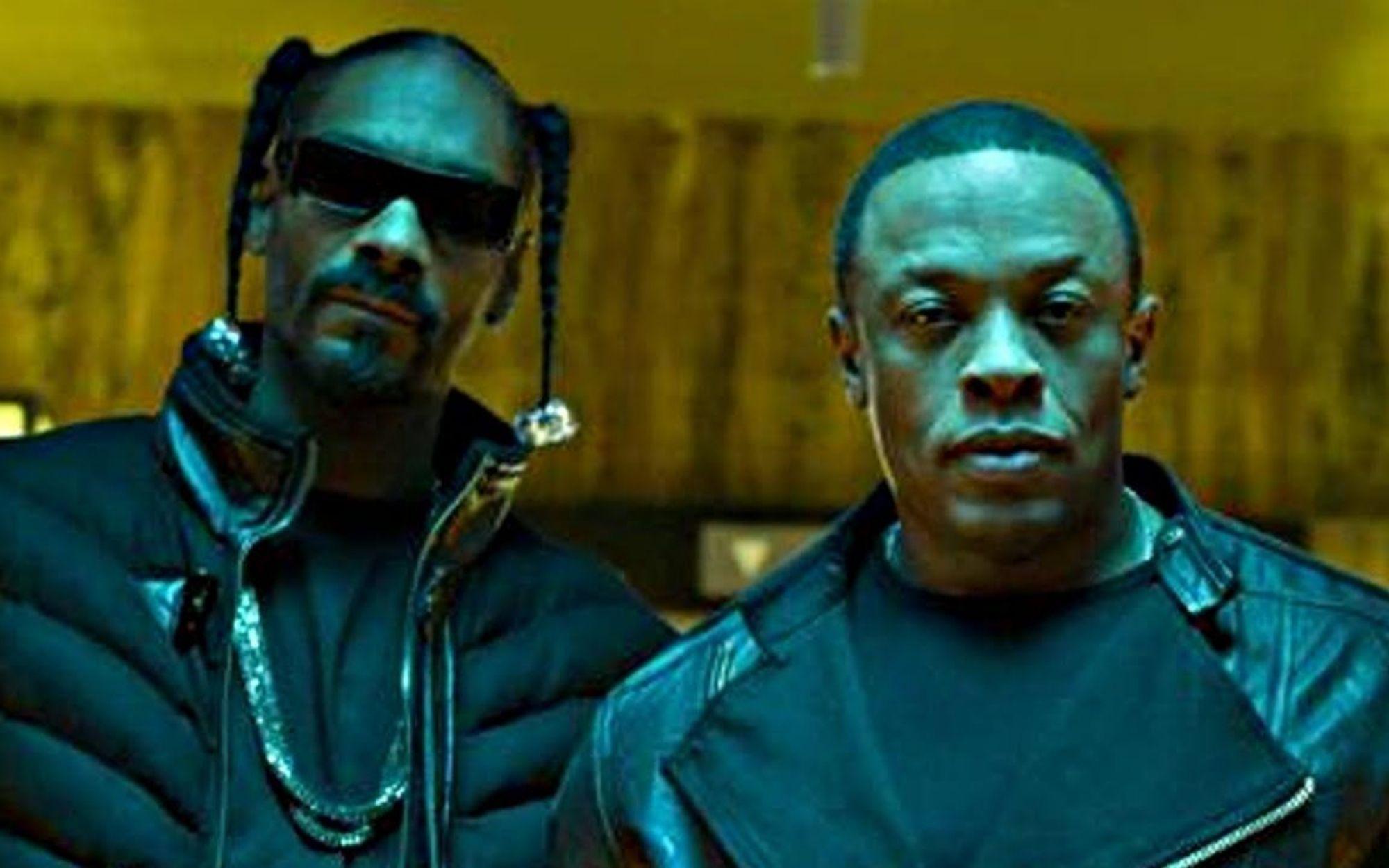 quem é dr. dre Snoop