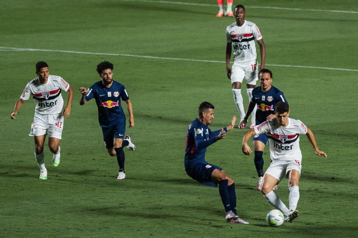 Saiba onde assistir o confronto entre Red Bull Bragantino x São Paulo