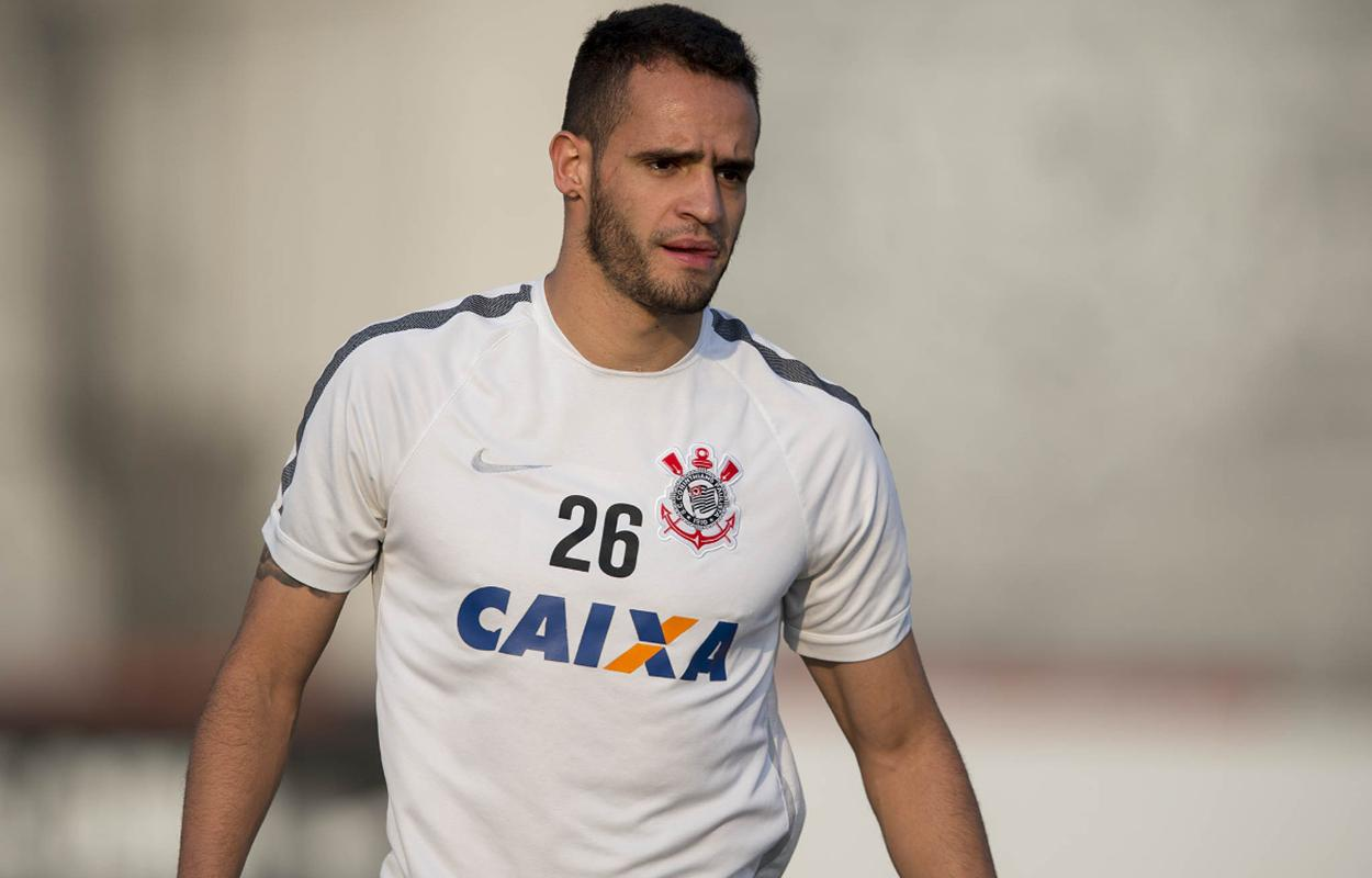 Renato Augusto no Corinthians