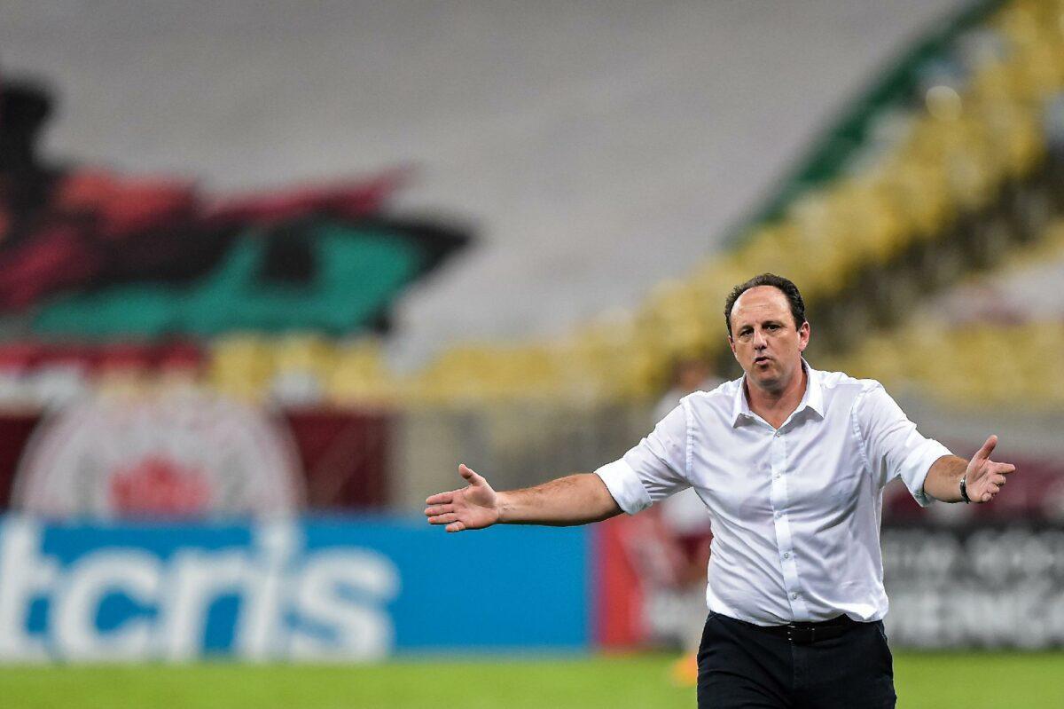 Desempenho de Ceni no Flamengo segue abaixo do esperado