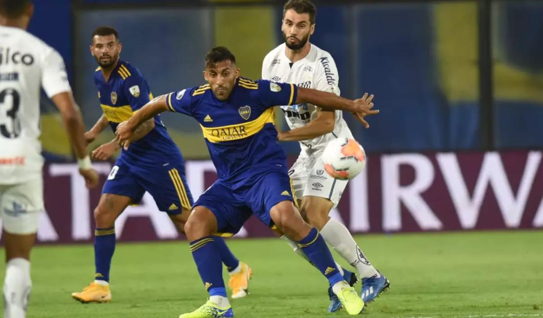 Saiba onde assistir Santos x Boca Juniors pela semifinal da Libertadores