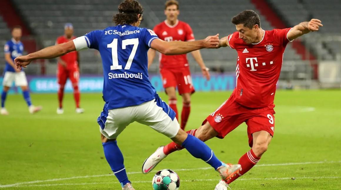 Schalke 04 x Bayern de Munique