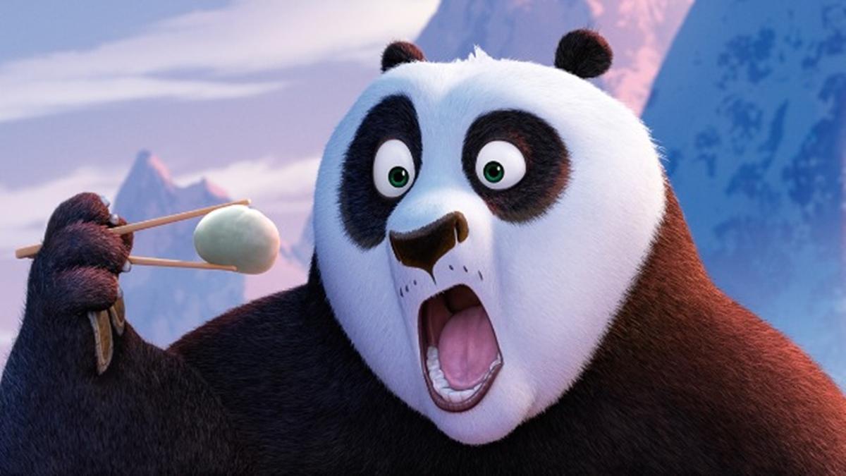 Imagem do filme Kung Fu Panda 3 da Temperatura Máxima de hoje