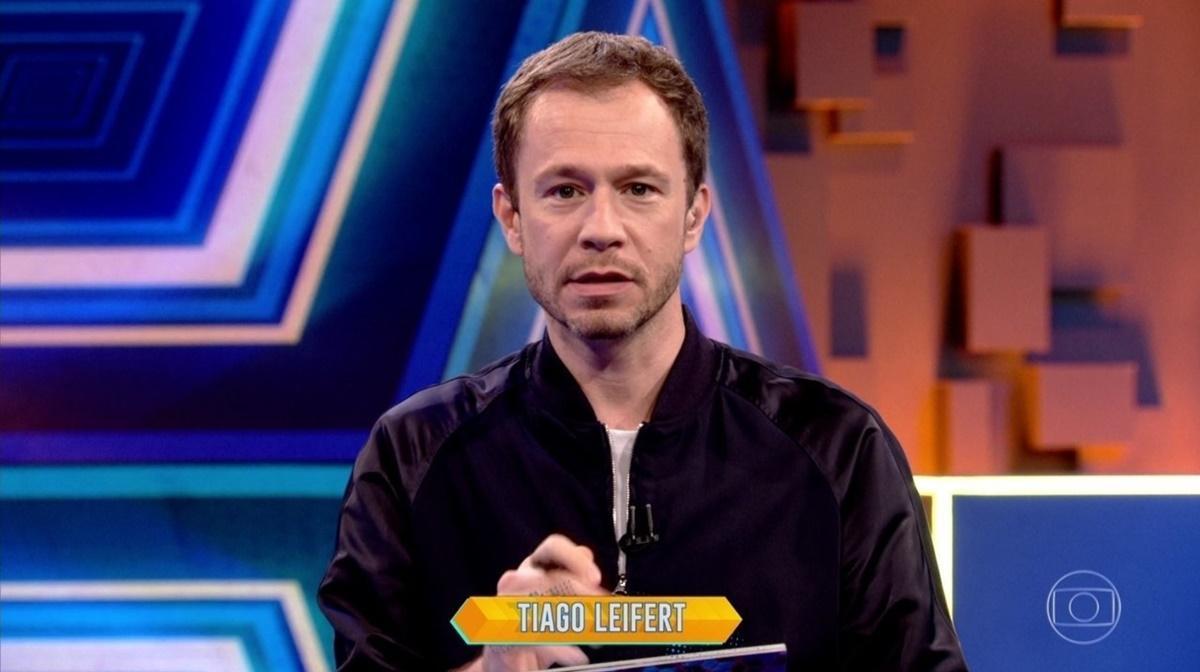 Tiago Leifert - BBB