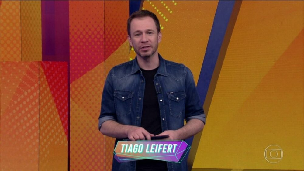 Tiago Leifert - BBB 21