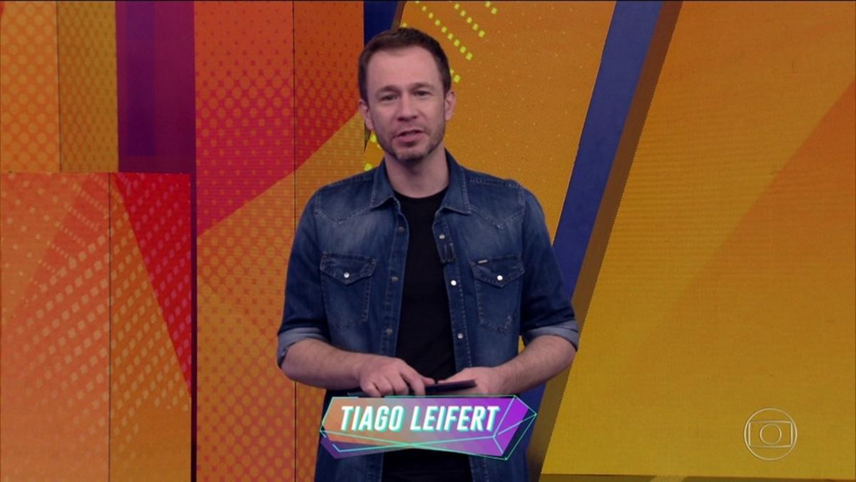 Tiago Leifert - BBB21