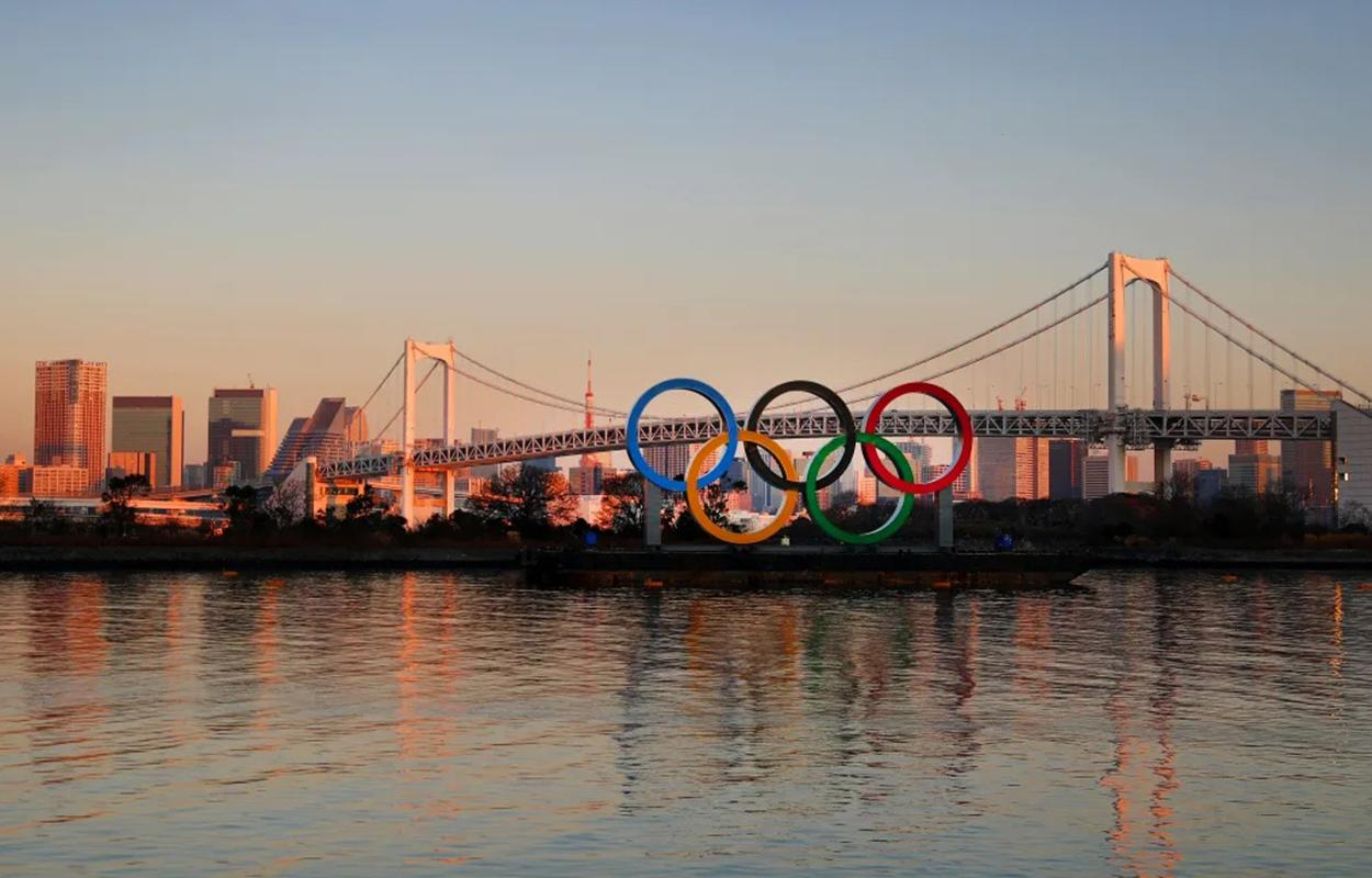 Tóquio se prepara para sediar as Olimpíadas