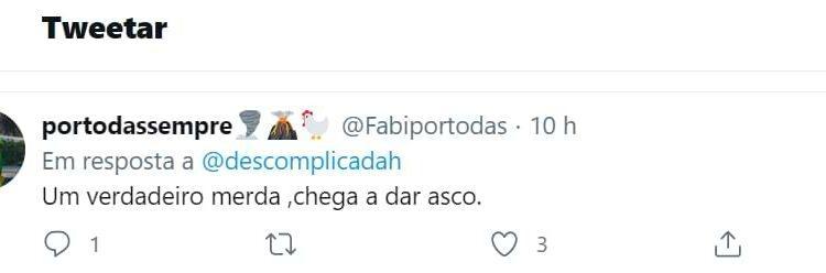 Comentário sobre Frascesco do Big Brother Brasil da Itália