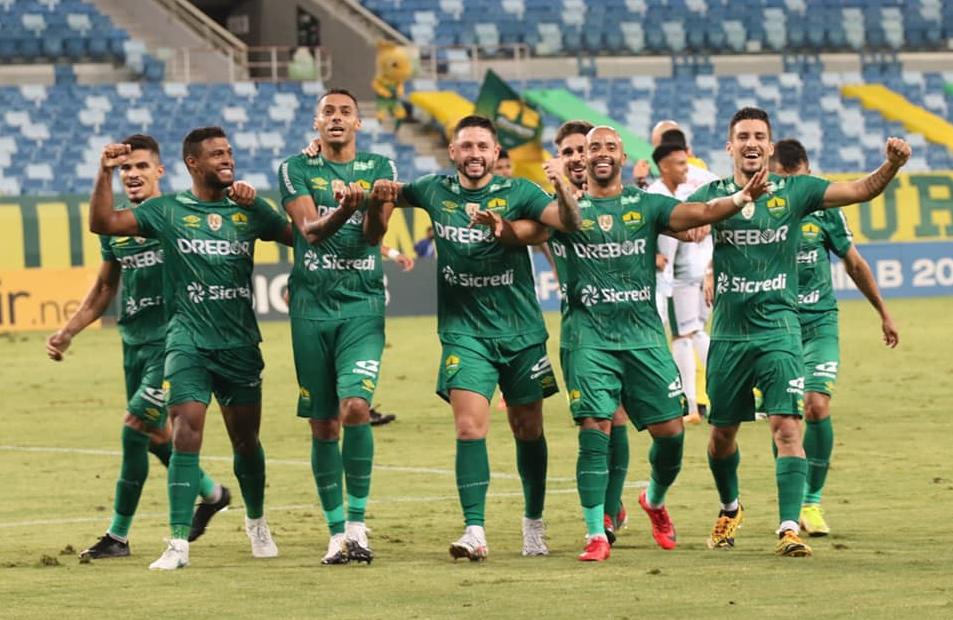 Cuiabá disputará a primeira divisão na próxima temporada