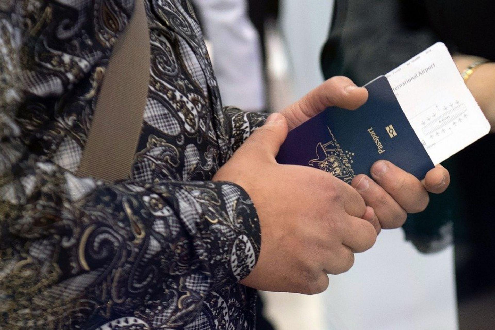 passaportes mais poderosos 2021 passageiro