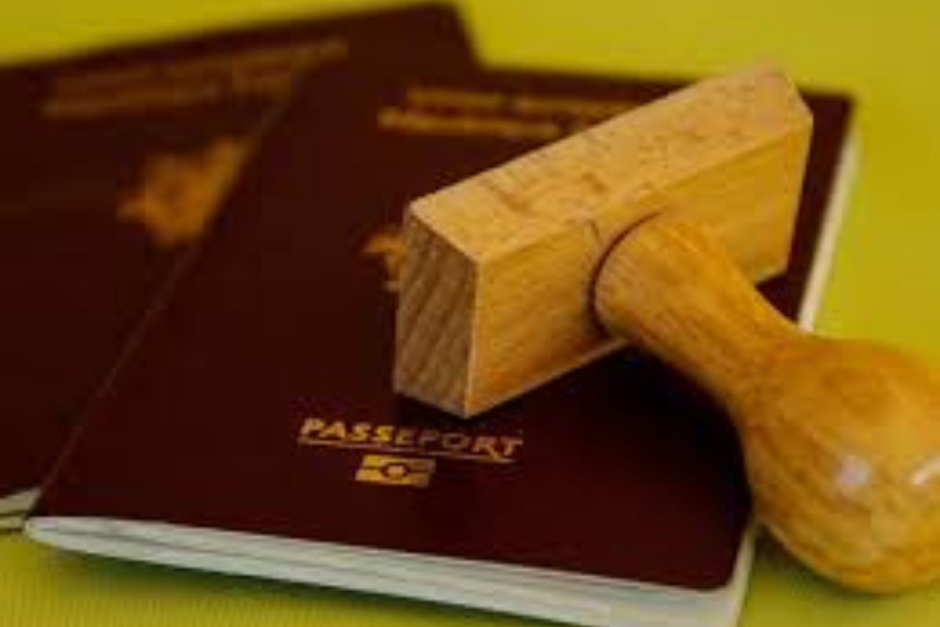 passaportes mais poderosos 2021 carimbo