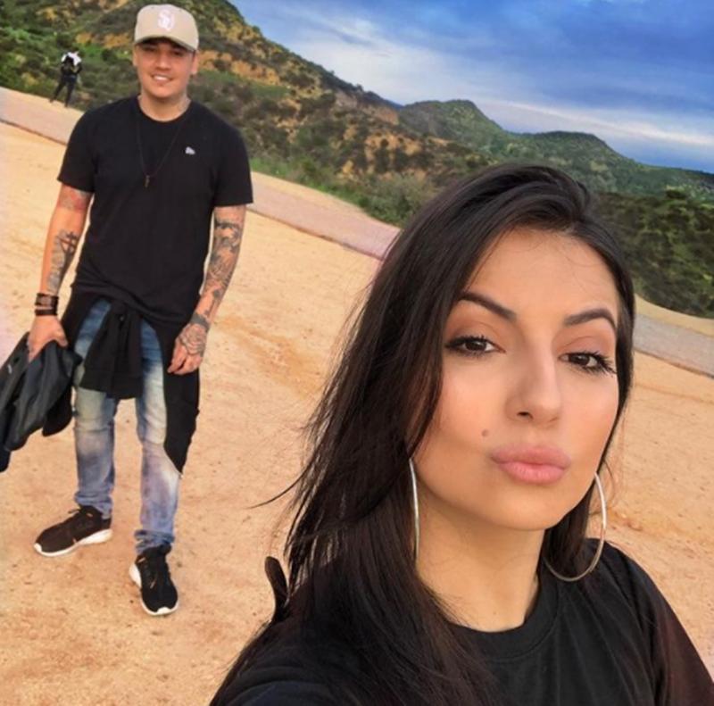 Imagem mostra Irmão e cunhada de Pocah do BBB21